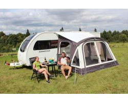 Outdoor Revolution Elan 340 Inflatable Air Caravan Porch Awning