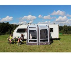 Outdoor Revolution Elise 260 Inflatable Air Caravan Porch Awning