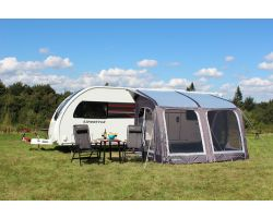 Outdoor Revolution E-Sport-Air 325 L Inflatable Air Awning for Motorhomes and Campervans