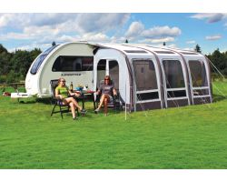 Outdoor Revolution Elise 390 Inflatable Air Caravan Porch Awning