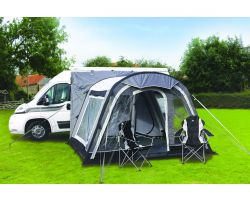Sunncamp Impact Motor Air 350 Grande Inflatable Drive Away Awning for Motorhomes and Campervans