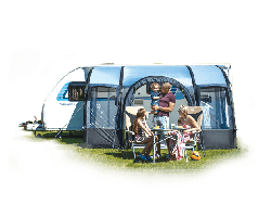 Royal Loxley Air 390 Inflatable Caravan Porch Awning