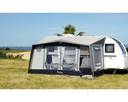 Isabella Magnum 400 All Season Flint Caravan Porch Awning 2021