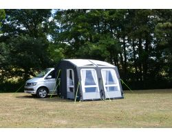 Kampa Motor Rally Air Pro 260 Drive Away Inflatable Motorhome Awning