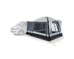 Kampa Travel Pod Cross Air VW Inflatable Drive Away Awning for Motorhomes and Campervans