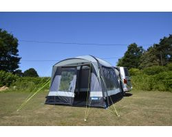 Kampa Travel Pod Cross Air L Inflatable Drive Away Awning for Motorhomes and Campervans