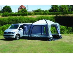 Kampa Travel Pod Cross Air XL Inflatable Drive Away Awning for Motorhomes and Campervans