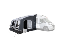 Dometic Rally Air All Season 330 Drive Away Motorhome Awning 2021
