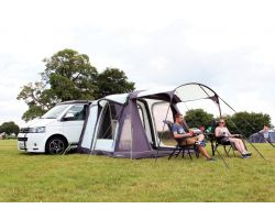 Outdoor Revolution Movelite T2 Inflatable Air Drive Away Awning and Canopy for Motorhomes and Campervans