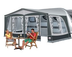 Dorema Multi Nova Excellent Full Caravan Awning and Sun Canopy
