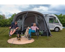 Quest Leisure Westfield Neptune 400 High Motorhome Air Awning 2021