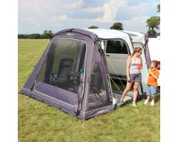 Outdoor Revolution Movelite T2 Lowline Inflatable Air Drive Away Awning for Motorhomes and Campervans