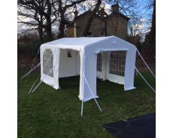 Inflatable Marquee/Party Tent 4mt x 2mt Extension