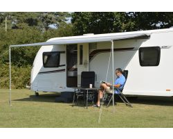 Kampa Revo Zip 240 Roll Out Awning for Caravans and Motorhomes