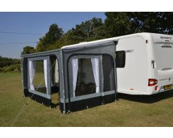 Kampa Revo Zip Privacy Room 450 for Roll Out Awning for Caravans and Motorhomes