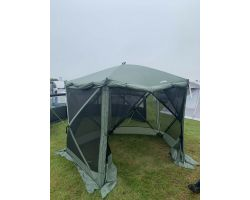 Quest Leisure Westfield Screen House 5 Spring Up Gazebo