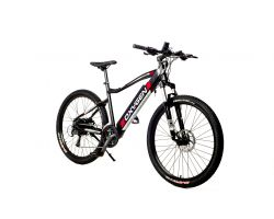 Oxygen S-Cross MTB 13Ah Electric Bike 50 Mile Range