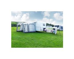 Vango Sentinel 4 Pole Windbreak for Caravan and Camping