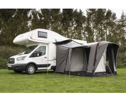 Sunncamp Silhouette Motor Air 250 Grande Inflatable Drive Away Awning for Motorhomes and Campervans