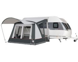 Mistral Air Klimatex with Optional Sun Canopy