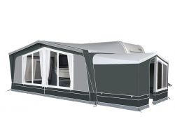 Dorema Emerald 270 Annex De Luxe XL for Caravan Awning