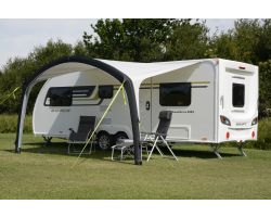 Kampa Sunshine Air Pro Inflatable Sun Canopy for Caravans