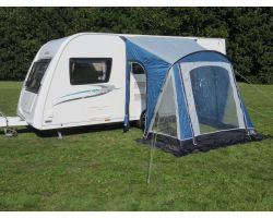 Sunncamp Swift Deluxe 220 Lightweight Caravan Porch Awning