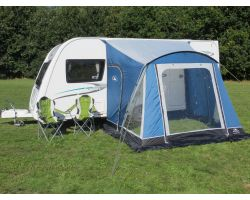 Sunncamp Swift Deluxe 260 Lightweight Caravan Porch Awning