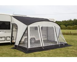 Sunncamp Swift Deluxe 390 Lightweight Caravan Porch Awning