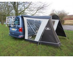 Sunncamp Swift Van Canopy 260 Lightweight Suncanopy for Campervans