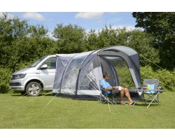 Kampa Travel Pod Action Air L Inflatable Awning for Campervans and Campers