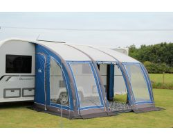 Sunncamp Ultima Air Lite 390 Inflatable Caravan Porch Awning