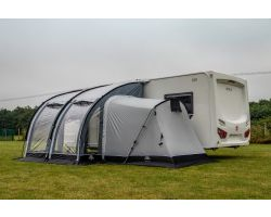 Sunncamp Ultima Versara Poled Annex for Caravan Awning
