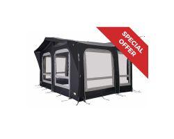 Vango Vienna 400 Inflatable Air Caravan Porch Awning