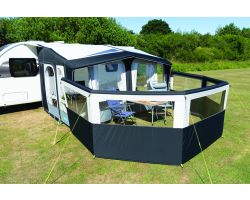 Kampa Air Break Pro 5 Inflatable Awning Windbreak