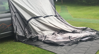Why do you need to buy a Footprint for your Awning?