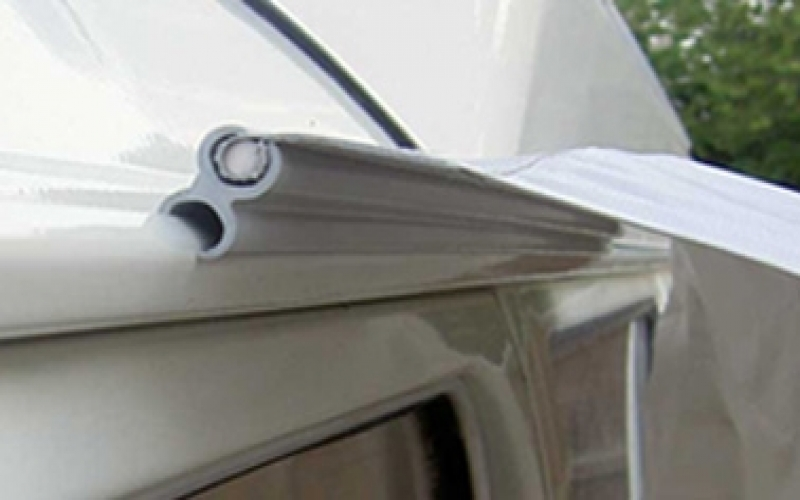 How to connect Freestanding Motorhome Awnings.